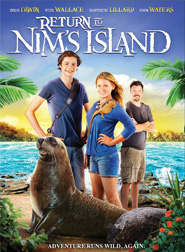 TUNE IN: Hallmark's Return to Nim's Island!