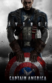 Marvel Begins Production on Captain America 2!