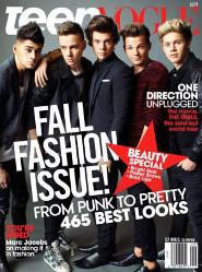 One Direction: September Teen Vogue