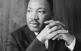 Martin luther king poll