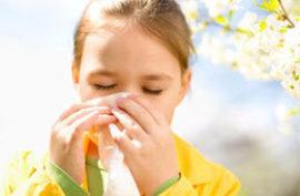 Kid allergies poll