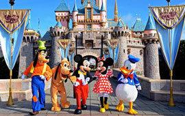 Disneyland poll
