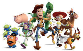 Toy story character poll
