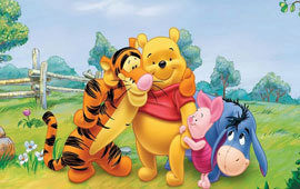 Winnie the pooh poll