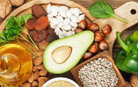 Vitamin e poll