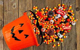 Halloween candy safety poll