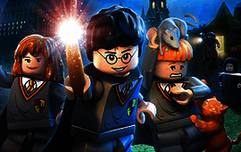 Lego harry potter quiz