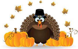 Thanksgiving turkey poll