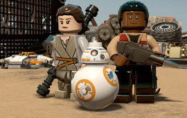 Lego star wars video game poll