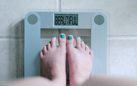 Weight scale poll