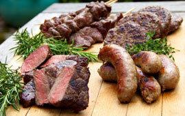 Bbq meat poll