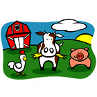 Farm animals poll