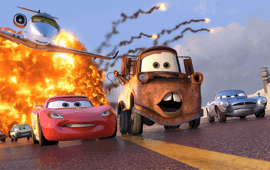 Disney movie cars poll