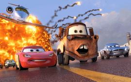 Disney movie cars poll