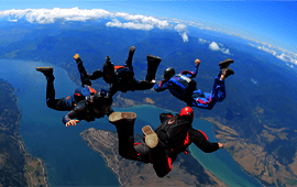 Skydiving poll