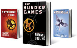 The hunger games books poll