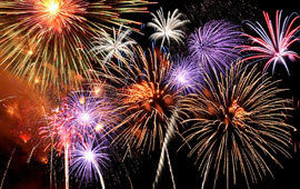 Fireworks poll article