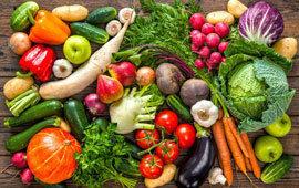 Vegetables poll