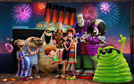 Hotel transylvania summer vacation poll