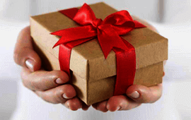 Gifts giving poll