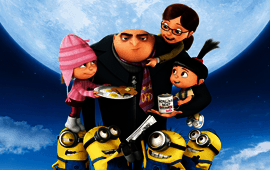 Despicable me poll