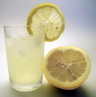 Glass of lemonade poll