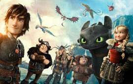 How to train your dragon poll