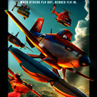 Planes fire and rescue poll