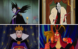 Disney villains poll