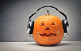 Halloween music playlist poll