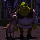 Shrek donkey poll