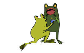 Poll frog