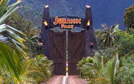 Jurassic park poll