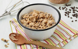 Cookie dough poll