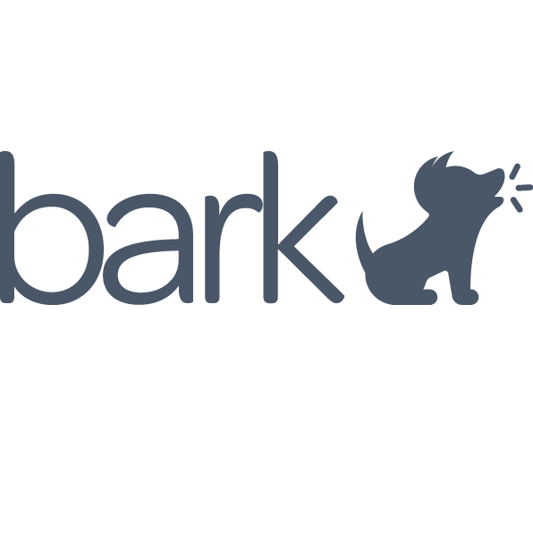 Bark logo square
