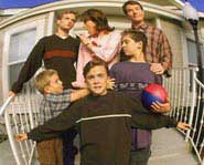 The cast of the Fox comedy Malcolm in the Middle.