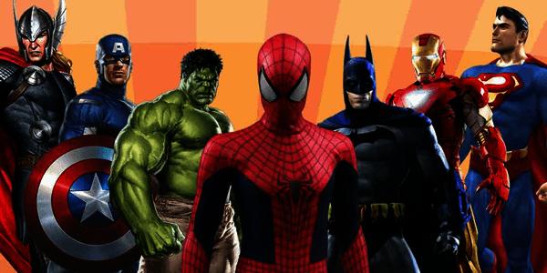Original superhero quiz feat
