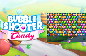 Original bubble shooter candy pre